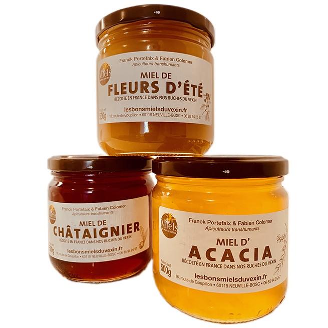 Les bons miels du Vexin