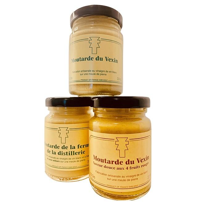 Les moutardes du Vexin