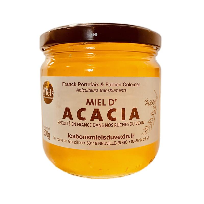 Miel d'acacia du vexin