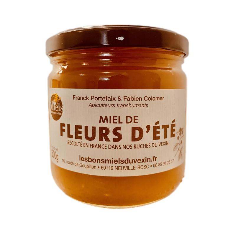 Miel de fleurs d'ete du vexin