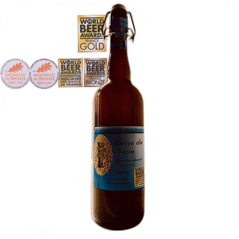 biere blanche du vexin